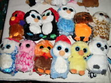 """**YOU PICK TY BEANIE BOOS 6"""" ICICLES FAIRBANKS ICE CUBE SWOOPS WADDLES GOBBLES"""