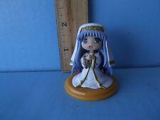 "To Aru Majutsu no Index Index Librorum Prohibitorum 1.5""in Mini PVC Figure Cute!"