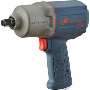 """BRAND NEW Ingersoll Rand 2235QTiMAX Quiet Tool 1/2"""" Impact Wrench"""
