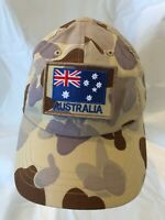 Army Australian Auscam DPDU Operator Cap and ANF Patch