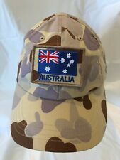 Army Australian Auscam DPDU Operator Cap with ANF Patch