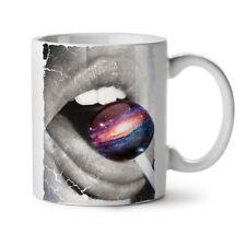 Candy Milky Way Space NEW White Tea Coffee Mug 11 oz | Wellcoda