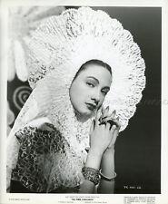 CARMEN MOLINA WALT DISNEY THE THREE CABALLEROS 1944 VINTAGE PHOTO ORIGINAL