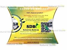 Semilla de Brazil SdB 100% Authentic Brasil Seed Supplement Yellow box!