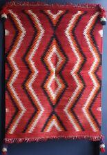 Navajo Sunday Saddle Blanket