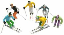 Jaegerndorfer JaegerndorferJC54400 Standing Figures with Head Ski and Poles (...