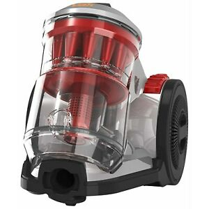 Vax ccqsav1t1 Air Home Cylinder Vacuum Cleaner - Grey & Red