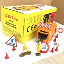 Dinky Toys 1:43 Atlas 570 A Fourgon Peugeot Dépannage Autoroutes Car Toy Gift