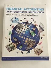 Financial Accounting: An International Introduction by Nobes, Prof Christopher