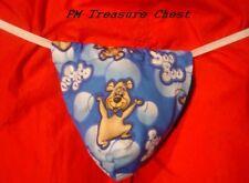 New Sexy Mens BooBoo Bear comicstrip  Gstring Thong Underwear Male Lingerie