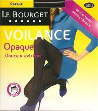 A VOIR !! 2 COLLANTS T3 VOILANCE LEBOURGET NOIR OPAQUE 50 D extra doux LOT H