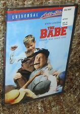 THE BABE DVD, NEW AND SEALED, STARRING JOHN GOODMAN, AND KELLY MCGILLIS
