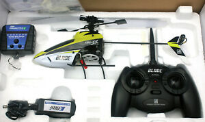 E-Flite Blade 120SR Helicopter Model BLH3100 Tested and Works