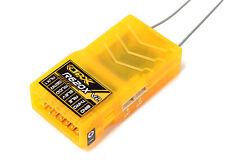 OrangeRx R620X V2 CPPM DSM2 DSMX Compat 6Ch 2.4Ghz Receiver Orange Rx Fail Safe