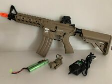 G&G CM16 Raider Airsoft rifle Low reserve!