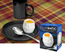 Fred EGG-A-MATIC Skull Boiled Egg Mold Shaper Party Kitchen Cooking Bento Gift