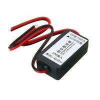 12V DC Car Rear View Camera Power Relay Capacitor Reversing Filter Rectifier AU