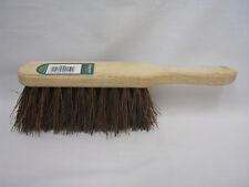 New Forester Bassine Stiff Bristle Hand Brush Wood Backed P35