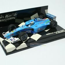MINICHAMPS BENETTON PLAYLIFE B200 GIANCARLO FISICHELLA 430000011