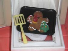 Rement Cookie Sheet Gingerbread Man Spatula fits Loving Family Dollhouse Doll