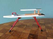 Bügelbrett Caco 70er Puppenhaus Puppenstube 1:12 dollhouse Ironing board