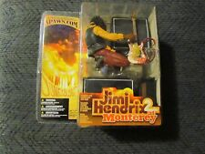 MCFARLANE JIMI HENDRIX 2 AT MONTEREY NEW SEALED 2004 SPAWN JUNE 18TH 1967 FIGURE