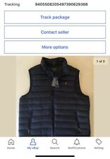RALPH LAUREN Gilet Vest 2xl XXL XLT
