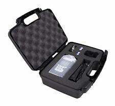 CASEMATIX Zoom H4n Pro Case Cover Designed for Handy Recorder Bundle 2016 and Mu