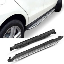 For Mercedes Benz W166 M ML ML350 GLE 2012-2017 Side Step Nerf Bar Running Board