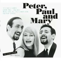 PETER, PAUL & MARY - PETER, PAUL AND MARY  2 CD NEW+
