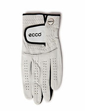 NEW ECCO SHEEPSKIN LEATHER GOLF GLOVE (TWO GLOVES)