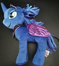 "My Little Pony Princess Luna Plush Toy  12"". Rare Plush."