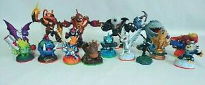 Activision Skylandersn Action Figures - Lot of 16 - Excellent Condition!