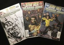 Star Trek: Planet of the Apes The Primate Directive Comics 1-3, w Variant Cover