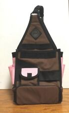 Tote-Ally Cool Tote On-the-Go Scrapbook Canvas Craft Tool Storage AMM Bag