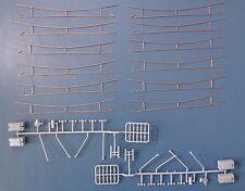 Hobbex OH111  H0 Oberleitung, 12 Fahrdrähte  1/1 (177 mm), 2 Zubehörsätze