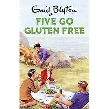 Five Go Gluten Free by Bruno Vincent (Hardback, 2016)