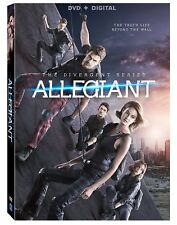 The Divergent series Allegiant (dvd) New, Free shipping