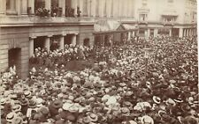 More details for ryde, isle of wight. proclamation of king george v. card by w.r.hogg, ryde.