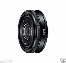 Sony Sel20F28 20mm F2.8 for Wide-Angle Lens Sony E-Mount Japan model Ems F/S