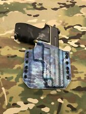 Kryptek Pontus Kydex Holster for SIG P226R Combat