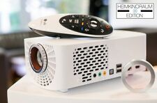LED Premium Beamer Full HD LG PF1500 Largo - Fernsehen TV von Morgen - NEU & OVP