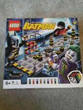 TUBO chiuso-DC SUPER HEROES LEGO BATMAN Board Game - 50003 * RARO *