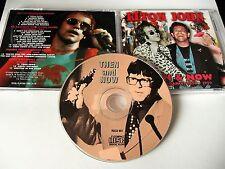 ELTON JOHN THEN & NOW TV APPEARANCES 1970-1999 CD 1999 VERY RARE!!
