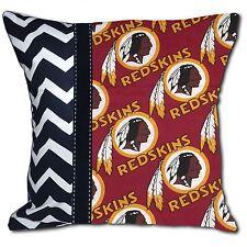 Washington Redskins NFL Football Decorative Throw Pillow