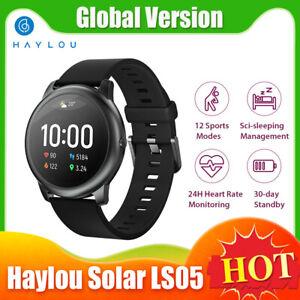 Haylou LS05 SMART WATCH BLUETOOTH OROLOGIO Pedometro ANDROID E IOS E9F4