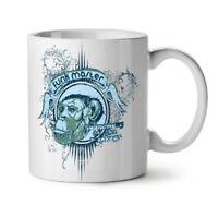Funk Master Ape NEW White Tea Coffee Mug 11 oz   Wellcoda
