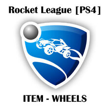 Rocket League [PS4] - Sprocket Limited Wheels - Painted