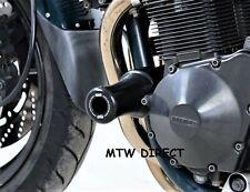 fits Suzuki Bandit 600 (2007) R&G racing classic crash protectors black