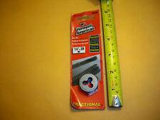 1/4-28 Nf Bolt Die Hexagen Steel Die Right Hand Vermont American